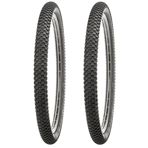 Kujo 2X 26x2.30 Reifen Set MTB Fahrradreifen 26 Zoll 58-559