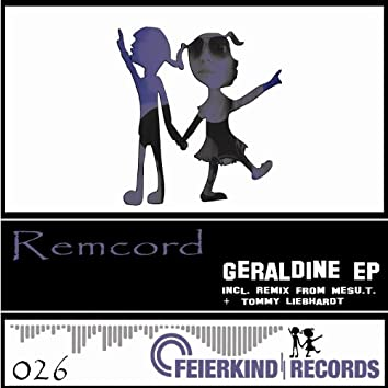 Geraldine EP