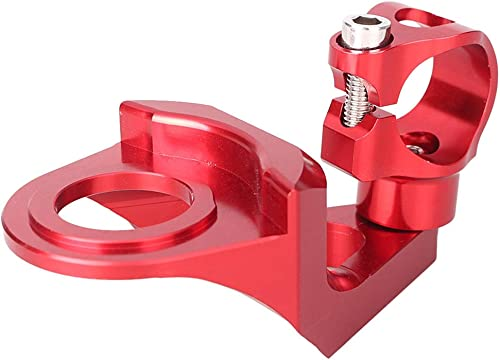 new arrival Mallofusa outlet sale Motorcycle Stabilizer Steering Damper Bracket Mount Holder Kit Compatible for high quality Suzuki GSXR1300 1998-2015 Red online