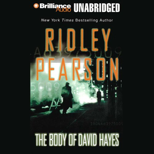 The Body of David Hayes audiobook cover art