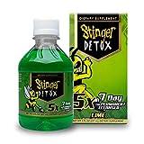 Stinger Detox 5X 7-Day Extra Strength Permanent Drink – Lime Flavor – 8 FL OZ