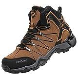 [VITIKE] ハイキングシューズ メンズ 防水 登山靴 大きいサイズ 軽量 カジュアル ウォーキングシューズ ハイキング 靴 アウトドア キャンプ