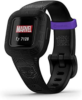 Garmin Vivofit Jr. 3, Kids Fitness/Activity Tracker, Marvel Black Panther