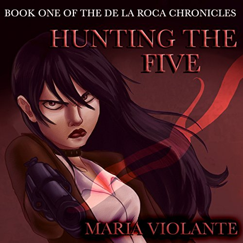 Hunting the Five audiobook cover art