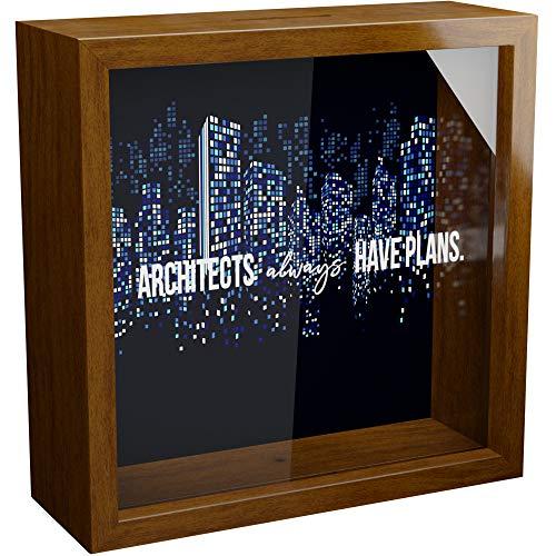Architect Gift | 6x6x2