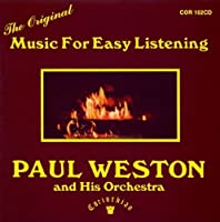 Music for Easy Listening (The Original) by PAUL WESTON (1993-09-11)