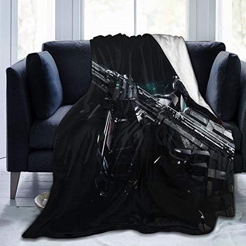 Stormtrooper - Manta de sherpa de Star Wars | Manta de felpa, texturizada, de forro polar para sofá cama | Manta suave y cálida reversible de microfibra 50