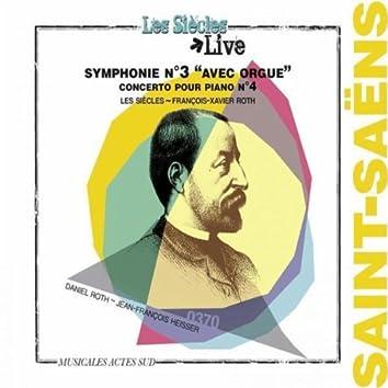 Saint-Saëns: Symphonie avec orgue (Live)
