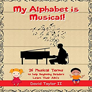 My Alphabet Is Musical! cover art