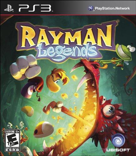 Ubisoft Rayman Legends - Juego (PlayStation 3, Arcada, Ubisoft, 1. 09. 2013, RP (Clasificación pendiente), En línea)