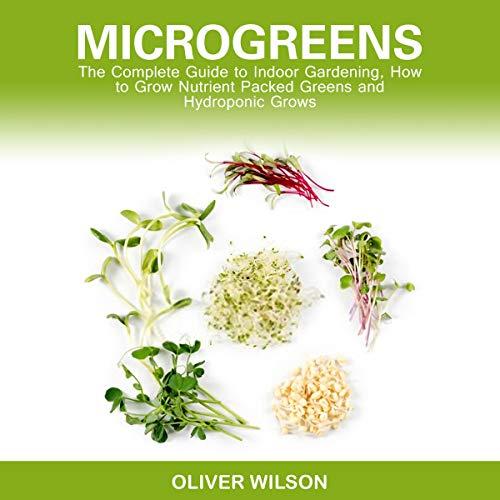 Microgreens cover art