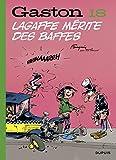 Gaston (Edition 2018) - tome 18 - Lagaffe mérite des baffes (Edition 2018) (French Edition)