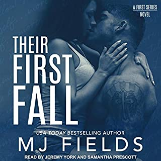 Their First Fall     Trucker and Keeka's Story (A Firsts Series Novel, Book 3)              By:                                                                                                                                 MJ Fields                               Narrated by:                                                                                                                                 Samantha Prescott,                                                                                        Jeremy York                      Length: 12 hrs and 19 mins     Not rated yet     Overall 0.0
