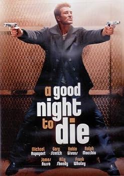 DVD Good Night To Die A D Book