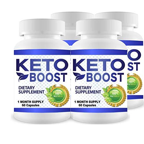 Shark Tank Keto Boost Pills**4 Month Supply**