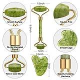 Zoom IMG-1 jade roller rullo di giada
