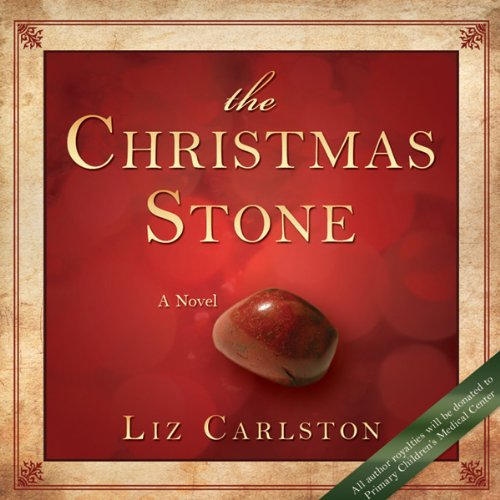 The Christmas Stone audiobook cover art
