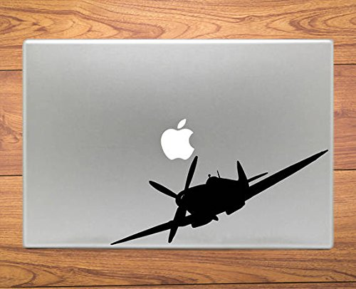"Gadgets Wrap Skin for Apple MacBook 11"" 13"" 15"" Non Retina Touch bar Decal Skin-Aircraft Jet"