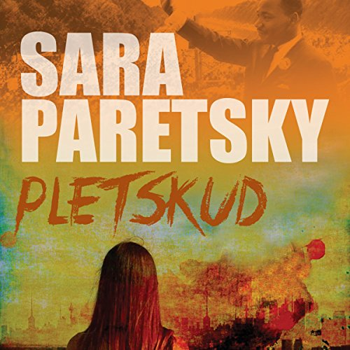 Pletskud audiobook cover art