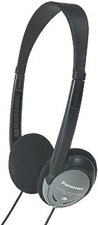 Panasonic (RP-HT21) 10-Pack Lightweight Headphones with XBS