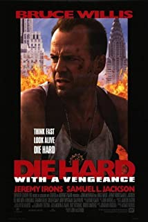 DIE HARD WITH A VENGEANCE - D/S 27