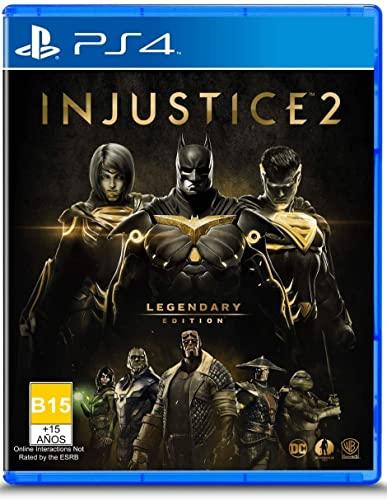 Injustice 2: Legendary Edition - PlayStation 4