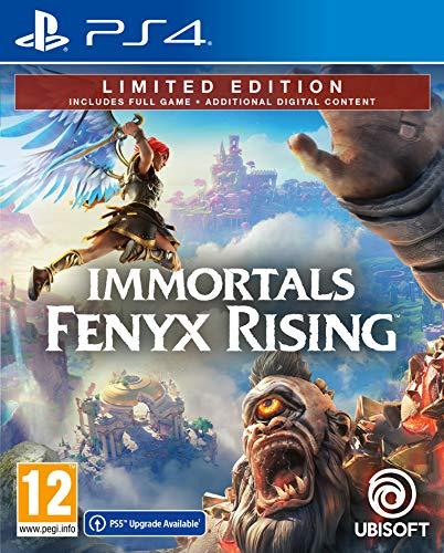 Immortals Fenyx Rising Limited Edition PS4 (Esclusiva Amazon.it)