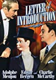 Letter of Introduction [DVD] [Region 1] [NTSC] [USA]