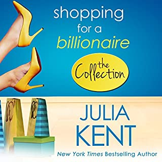 Shopping for a Billionaire                   By:                                                                                                                                 Julia Kent                               Narrated by:                                                                                                                                 Tanya Eby                      Length: 15 hrs and 27 mins     383 ratings     Overall 4.0