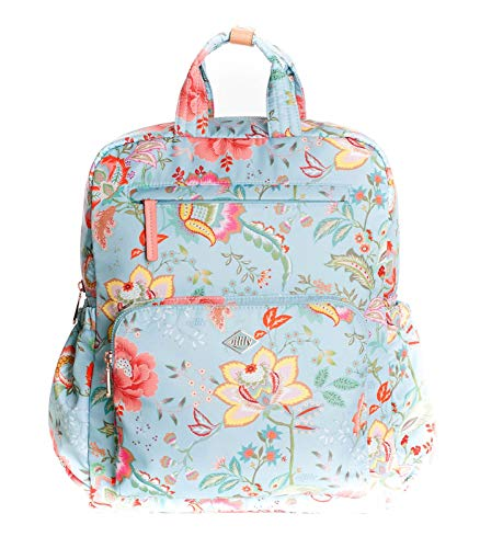 Oilily Color Bomb Damen M Backpack OIL0102-116 Turquoise