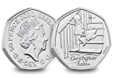 Coingallery 2020 UK Christopher Robin Winnie the Pooh CERTIFIED BU 50p