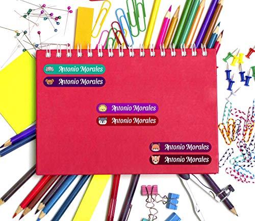 Etiquetas Adhesivas Personalizadas para Objetos Marca CrisPhy