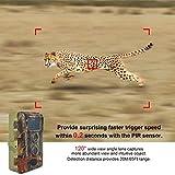 Immagine 2 digitnow fotocamera da caccia 16mp