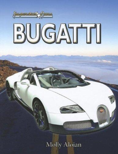 Bugatti (Superstar Cars (Paperback))
