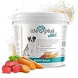 Ida Plus - Barf Basic 1500 g - optimale Barf Ergänzung für Hunde - hochwertiger Barf Zusatz - reich an Mineralstoffen, Spurenelemente & B-Vitaminen - für Starke Knochen & Zähne