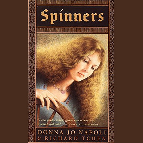 Spinners cover art