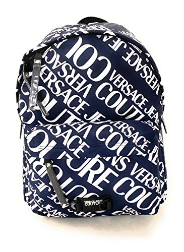 Versace Jeans Couture men backpack blu