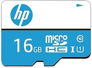 HP 16GB Class 10 MicroSD Memory Card (HP-MSDCWAU1-16GB)