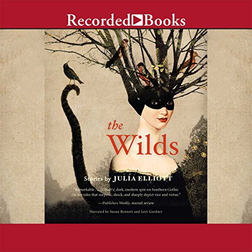 The Wilds audiobook cover art