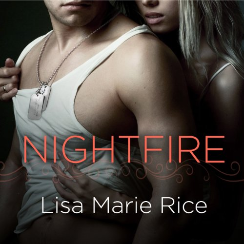 Nightfire audiobook cover art