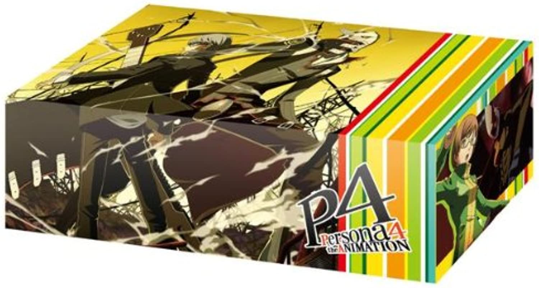 Bushiroad Storage Box Collection Vol.39 [Persona 4] (japan import)