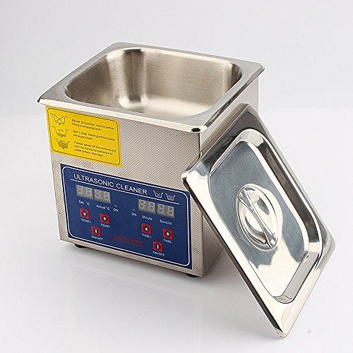 Ultrasonic Cleaner, Digital Stainless Steel Ultrasonic Cleaning Machine...