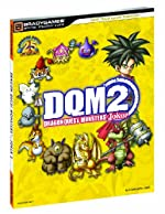 Dragon Quest Monsters - Joker 2 Official Strategy Guide de BradyGames