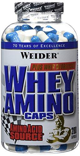 Weider - Whey Aminos - 280 cáapsule
