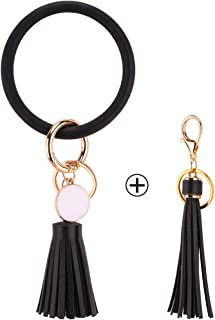 Best leather keychain wristlet Reviews