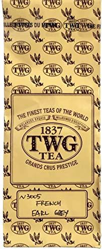 シンガポールの高級紅茶TWG 「French Earl Grey』フレンチ アールグレイ50g バルクバッグ) - [並行輸入品]