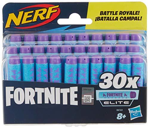 30 Dardos Nerf Fortnite