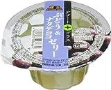 蔵王高原農園 デザートプラス ぶどう&ナタデココゼリー 160g×12個
