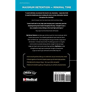 Deja Review Pediatrics, 2nd Edition