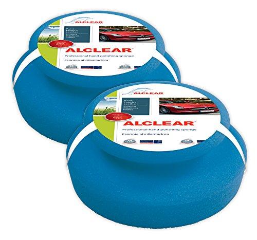 ALCLEAR 5713050 M Éponge Etc 13 x 5 cm Bleu 2 unités